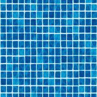 Лайнер (пленка для бассейна) Cefil Mediterraneo темная мозаика противоскользящий