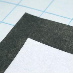 Filmoplast. Клеевая бумага фильмопласт. Чёрный
