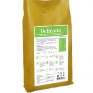 Delicana Сухой корм для собак средних пород, с ягненком. 20кг