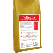 Delicana Сухой корм для собак крупных пород, с говядиной. 20кг