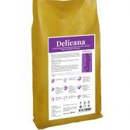 Delicana Сухой корм для собак крупных пород, с индейкой. 20кг