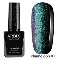 Arbix 001 Chameleon Гель-Лак , 10 мл