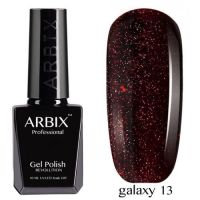 Arbix 013 Galaxy Гель-Лак , 10 мл