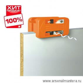 CMT DET-001 Подрезатель (триммер) для снятия свесов кромки двусторонний ХИТ!