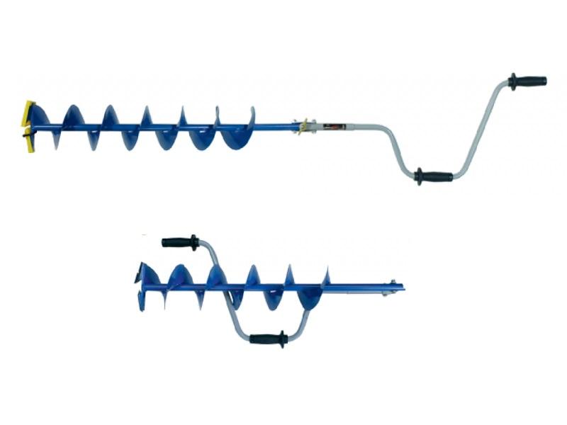 Ледобур NERO 110 шнек 74 см синий 792-01