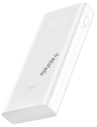 Внешний аккумулятор Power Bank Xiaomi ZMI Aura 20000 mAh white