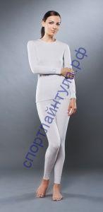 Фуфайка женское термобелье Guahoo Health Milk  611A