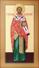 Икона Александр Адрианопольский священномученик
