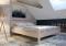 Кровать Дрема Натура Онтарио Белая Интерьер