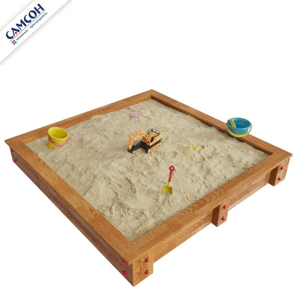 Дюна песочница