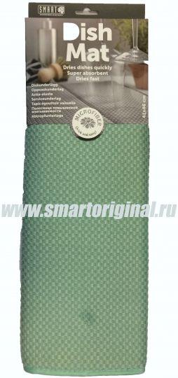 Smart Microfiber Коврик для посуды 41 х 46 см волна