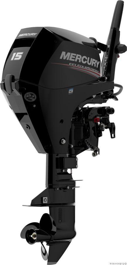 Лодочный Мотор MERCURY F15MLH EFI