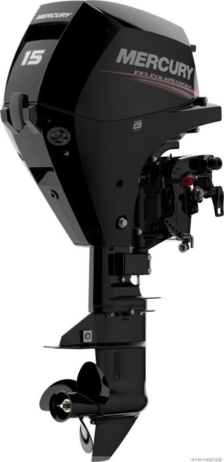 Лодочный мотор Mercury F15EL EFI