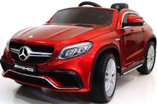 Детский электромобиль River Toys Mercedes-AMG GLE63 Coupe M555MM
