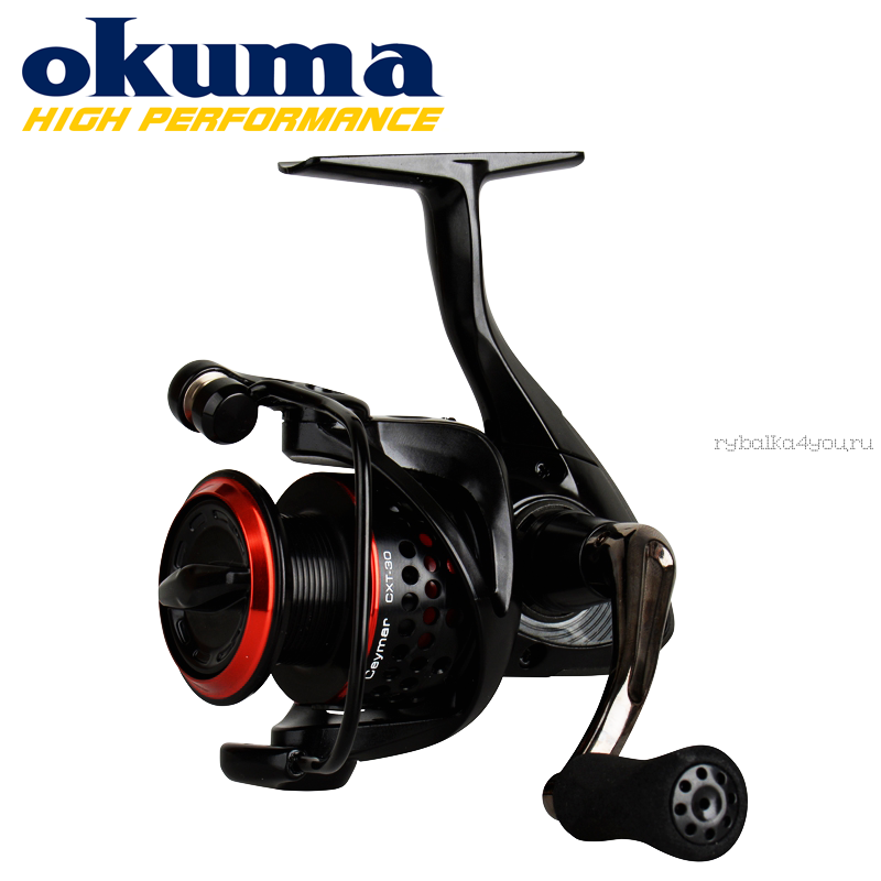 Катушка безынерционная Okuma Ceymar XT CXT-30FD