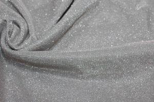 Трикотаж люрекс на интерлоке 7148/C#17