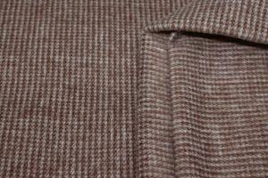 Пальтовая ткань полоска 7147/C#4