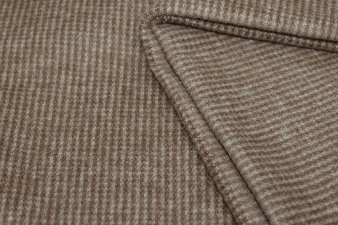 Пальтовая ткань полоска 7147/C#2