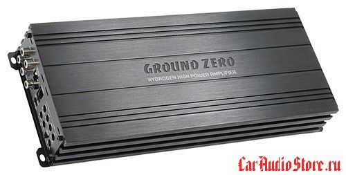 Ground Zero GZHA Mini Five