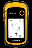 Навигатор Гармин для охоты и рыбалки eTrex 10