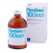 ПЕНБЕКС (Penbex), фл. 100мл