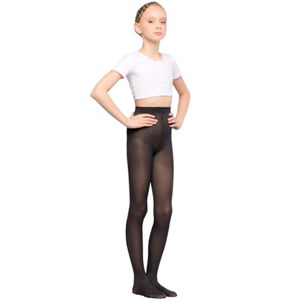 """Колготки для танцев и балета """"HAIDI"""" KX 90den черные"""