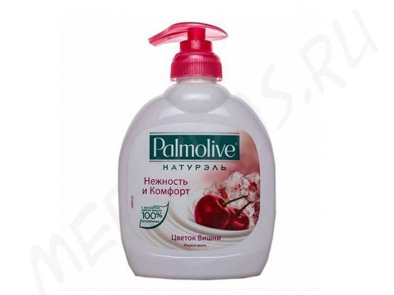 Жидкое мыло Palmolive Цветок вишни с дозатором 300 мл