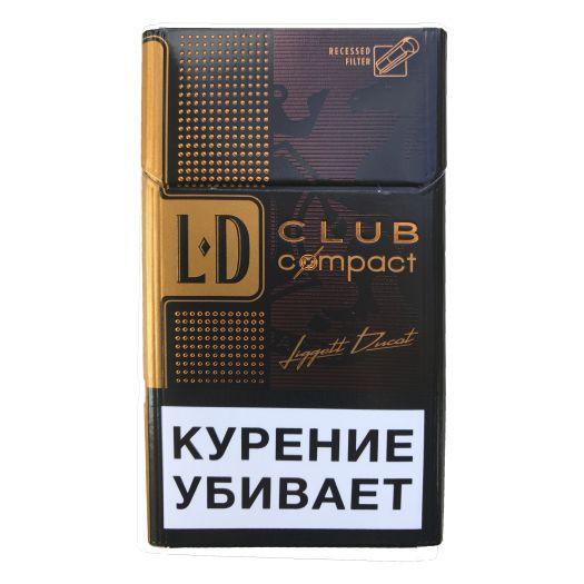 LD Autograph Club Compact Lounge