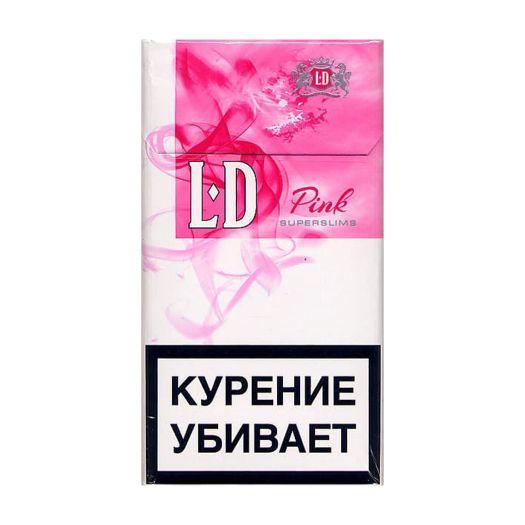 LD SS Pink