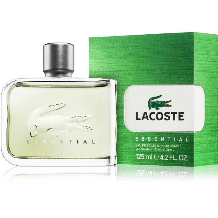 "Lacoste ""Essential"" 125 мл (LUX)"