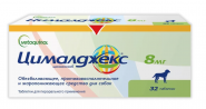 Цималджекс 8 мг, 32 табл