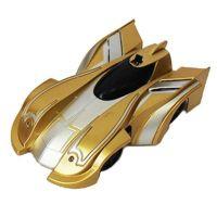 Радиоуправляемая антигравитационная машинка CLIMB FORCE, цвет Золотистый (4)