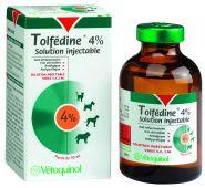 Толфедин р-р для инъекций 4%, 50 мл