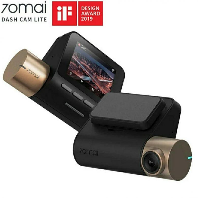 Видеорегистратор Xiaomi 70mai dash cam lite midrive d08 global version