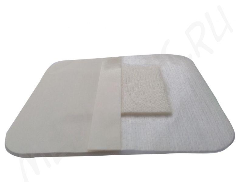 Повязка пластырного типа бактерицидная Angel стерильная 8х6см