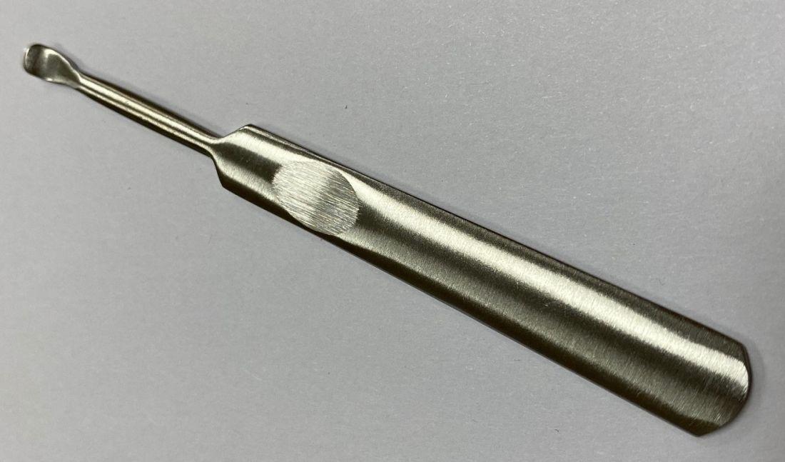 Ложка металлическая (10 см)
