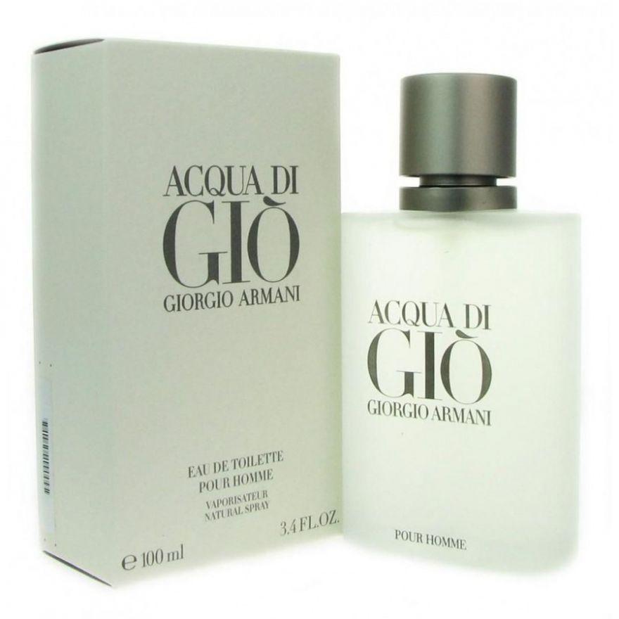 """Giorgio Armani """"Acqua Di Gio"""" For Men 100 мл (EURO)"""
