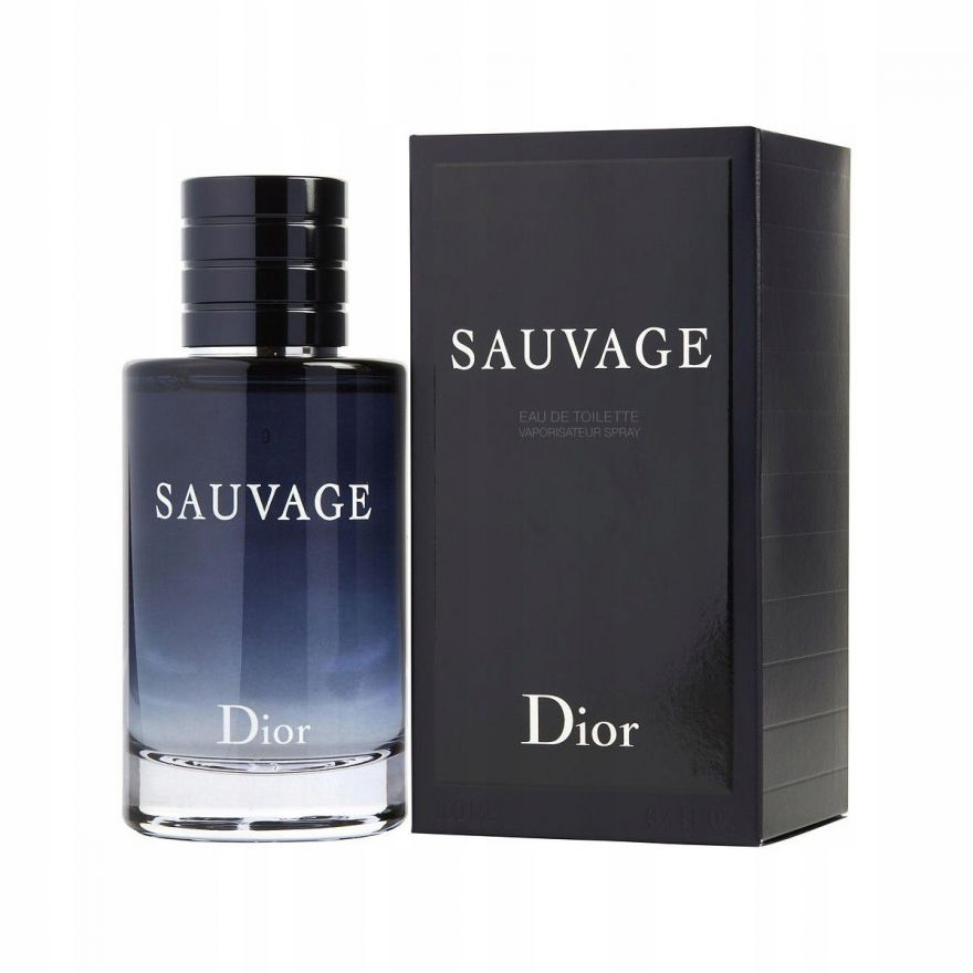 "Christian Dior ""Sauvage"" Eau De Toilette 100 мл (EURO)"