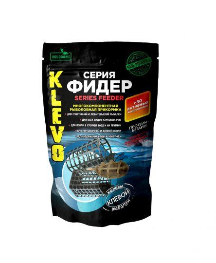 Прикормка KLEVO зимний фидер в Doy-Pack