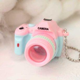 Фотоаппарат CAMERA розовая