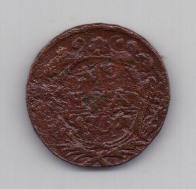 деньга 1751 года
