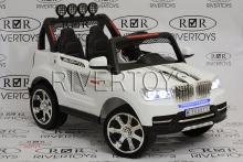 Детский электромобиль River Toys T005TT 4*4