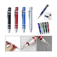 Карманная отвертка в виде ручки 8 in 1 Precision Pocket Screwdriver (7)