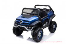 Детский электромобиль River Toys Mercedes-Benz Unimog Concept P555BP 4WD