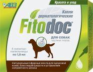 FITODOC Капли дерматологические для собак крупных пород, 4*1,8 мл