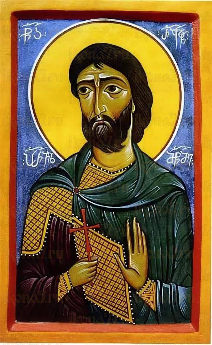 Икона Ражден Перс мученик