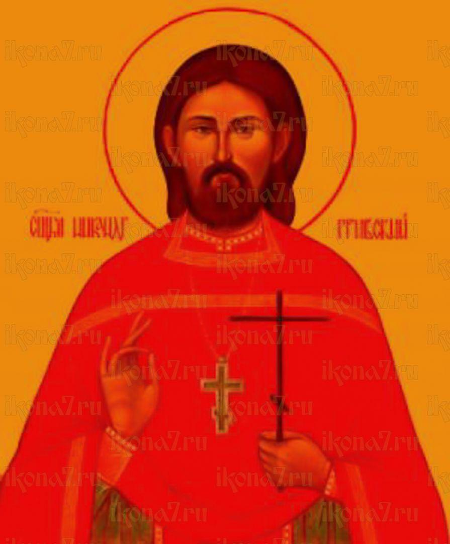 Икона Никандр Гривский священномученик