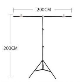 Система установки фона 2х2 метра для студии