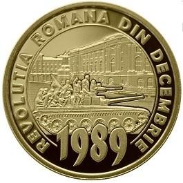30 лет революции  50 бани  Румыния 2019
