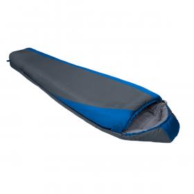 Спальный мешок BTrace Nord 7000 серый/синий